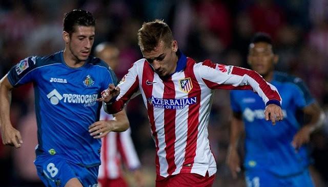Atletico Madrid vs Getafe en vivo