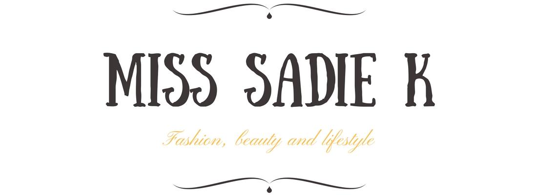 Miss Sadie K xx