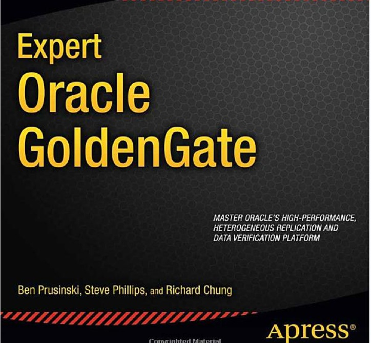 Expert Oracle 11g GoldenGate