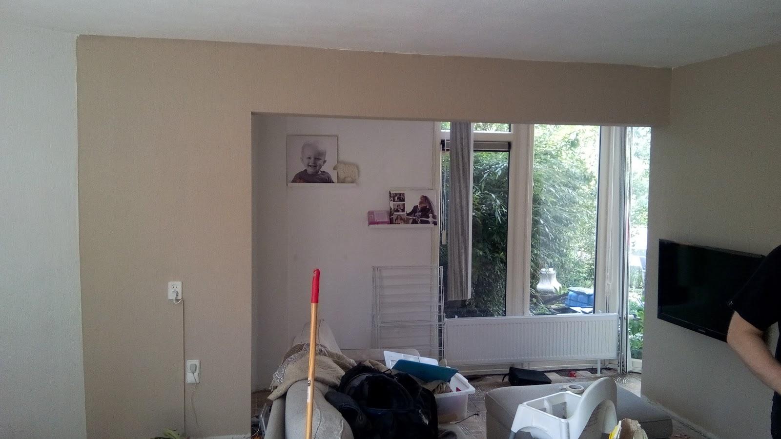 Sander en Daantjes mint groene blog: Foto\'s van de woonkamer bij ...