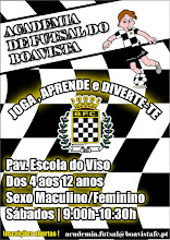 ACADEMIA DE FUTSAL DO BOAVISTA