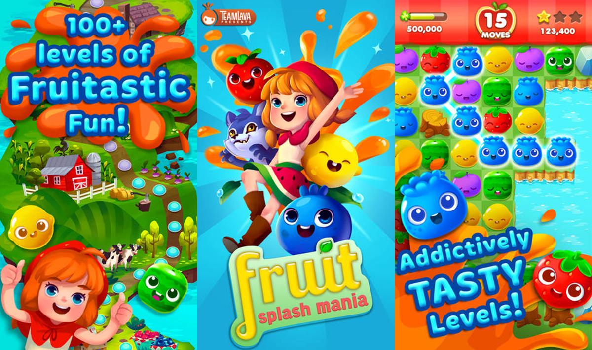Fruit games free download - Fruit Splash