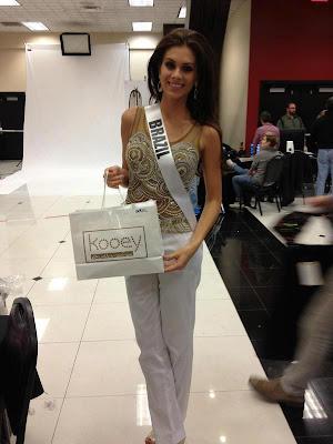 Miss Brasil 2012 em Las Vegas
