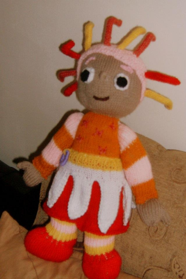 Knitting Pattern For Upsy Daisy : Knitting Addict