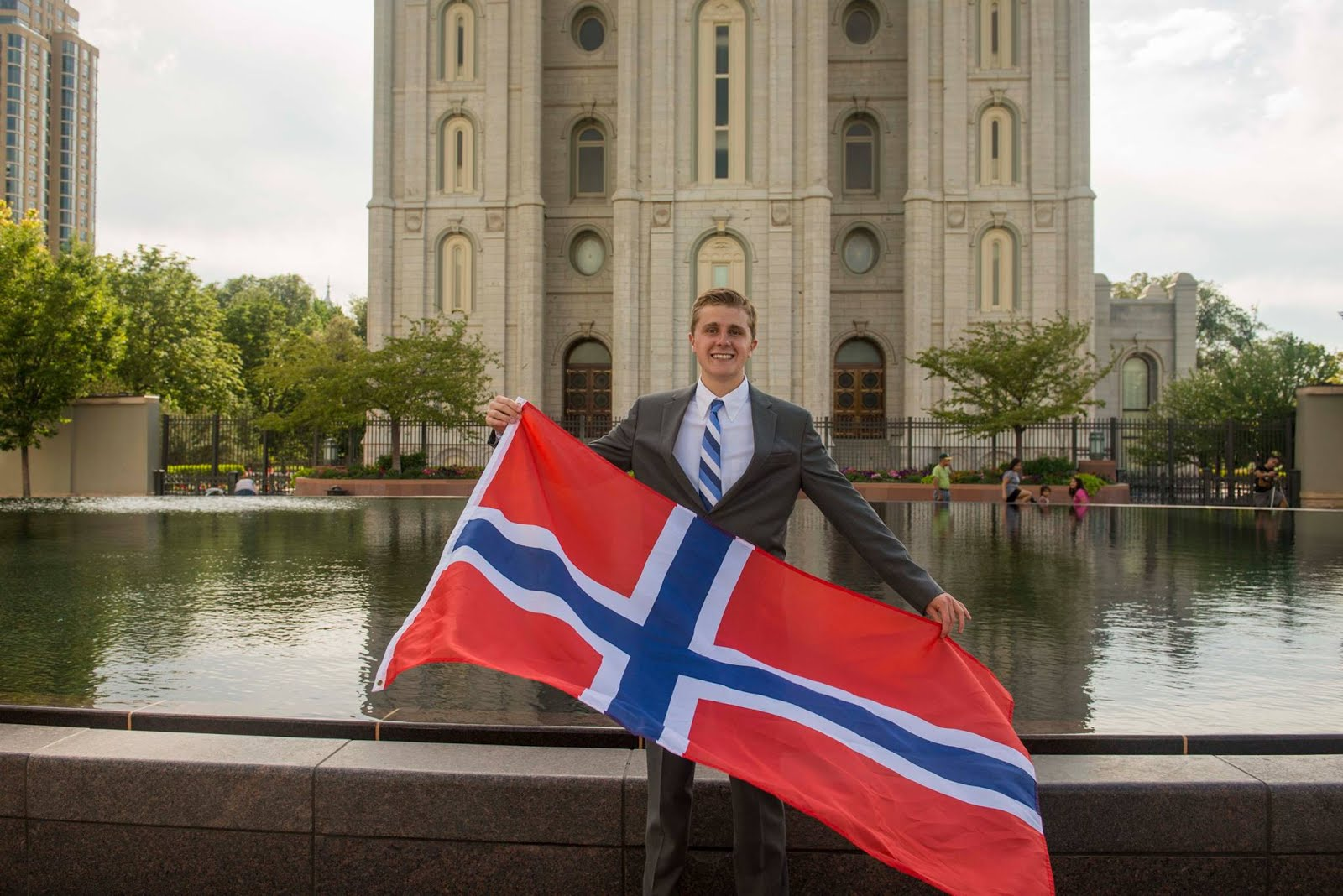 Oslo Norway Mission, Called to Serve