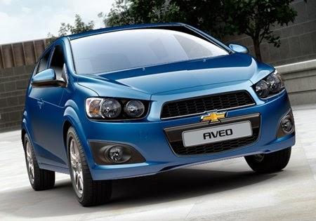 Gambar Chevrolet Aveo