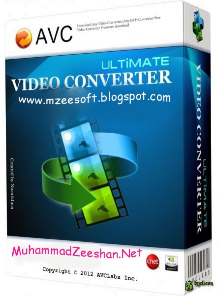 Any Video Converter 5.5.6 with Keygen