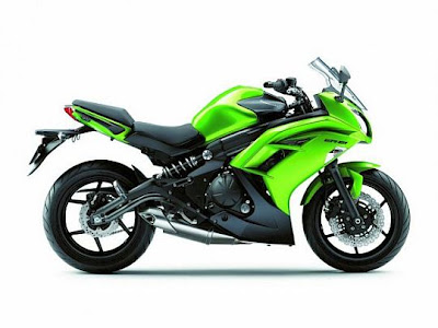2012 Kawasaki Ninja 650R launched in India ~ Grease n Gasoline