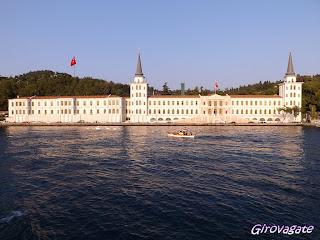 gita Bosforo Istanbul Kuleli School