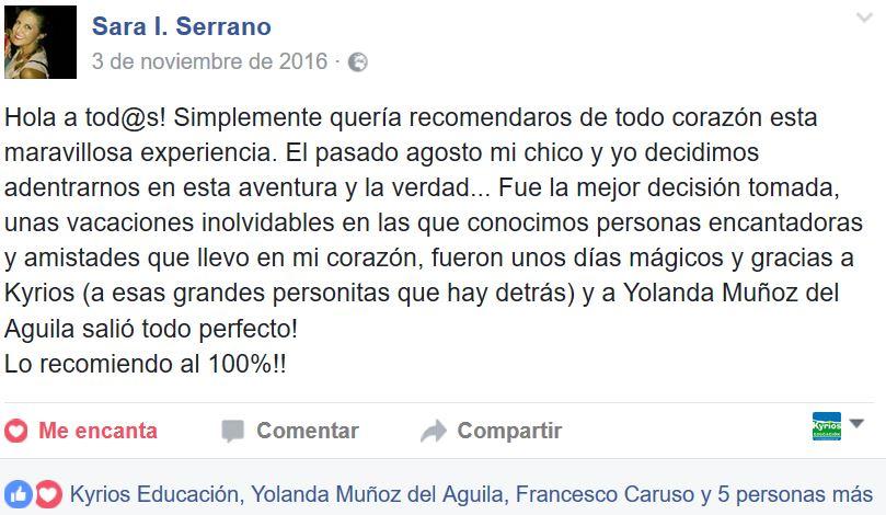 Camino de Santiago + aromaterapia Agosto 2017/13-99 años