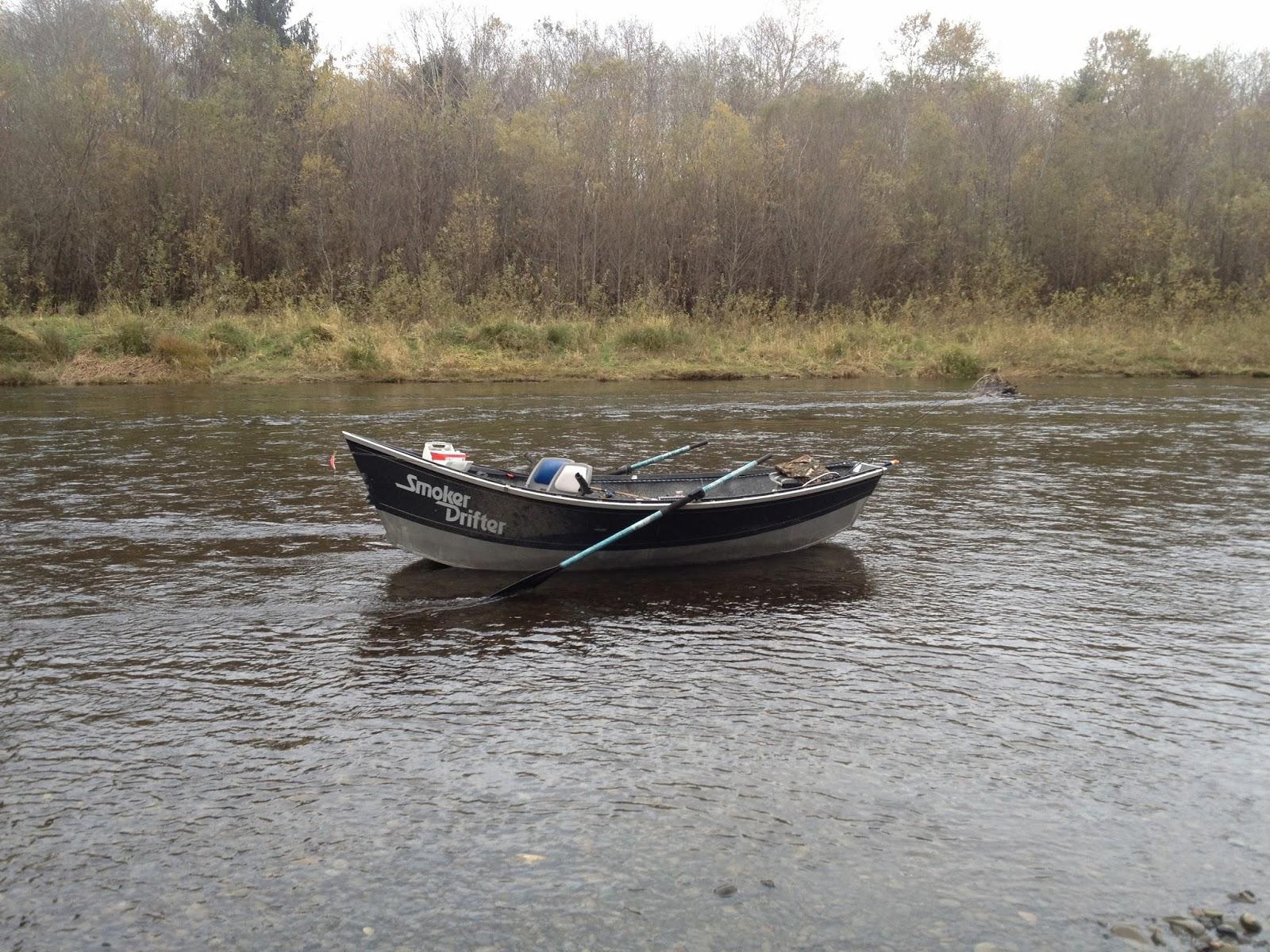 Spartan fishing outdoors fishing adventure recent for Drift boat fishing