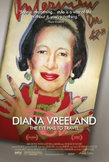 Diana Vreeland: The Eye Has to Travel Movie