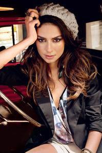 Thaila Ayala para Coca-Cola Clothing