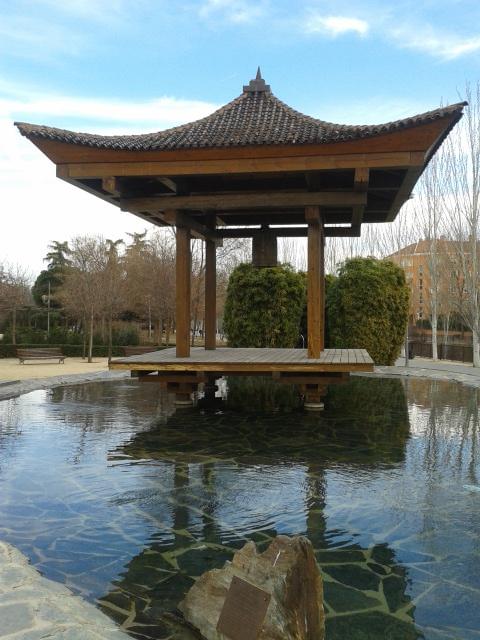 Disfrutando de madrid alcobendas museo del bonsai for Jardin de la vega alcobendas
