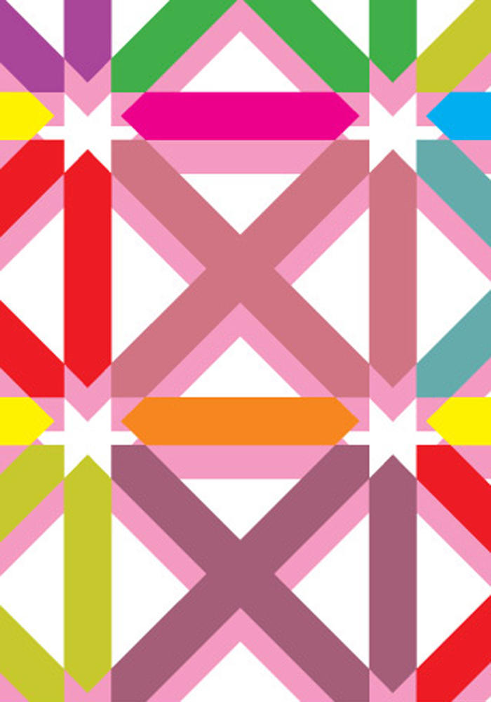 Queen's Bridge flag design for Patterns of the City, Belfast