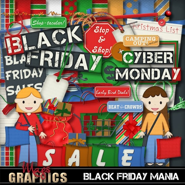 Black Friday Mania!!  HUGE Sales and a FB Freebie!