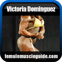 Victoria Dominguez Female Bodybuilder Thumbnail Image 11