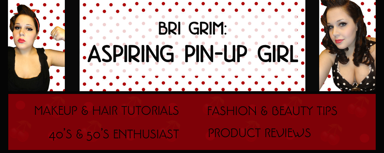 Aspiring Pin Up Girl: A Fashion &amp; Beauty Blog 