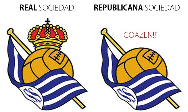 nuevo, escudo,Real Sociedad, propuesta