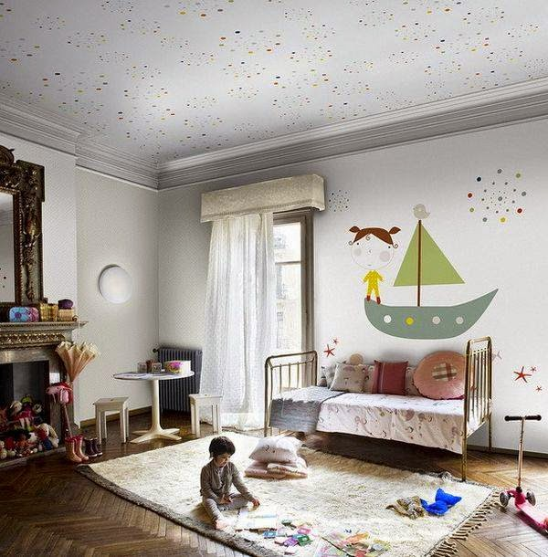 Kids Bed Rooms Ideas