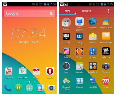 Bagus!!! Launcher Android Paling Ringan dan Keren Tahun 2015