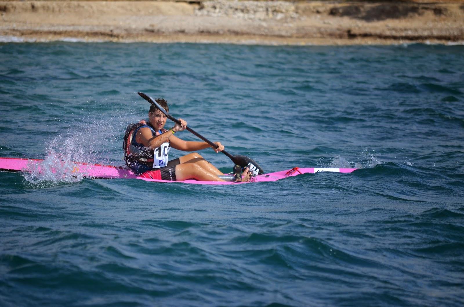 Club pirag isme silla 5 competici n xii liga de surfski for Sillas para kayak