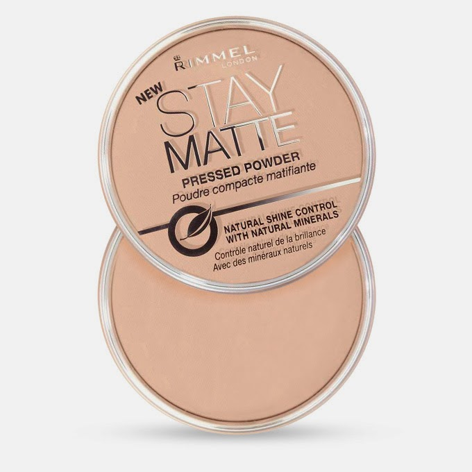 polvos stay matte Rimmel London