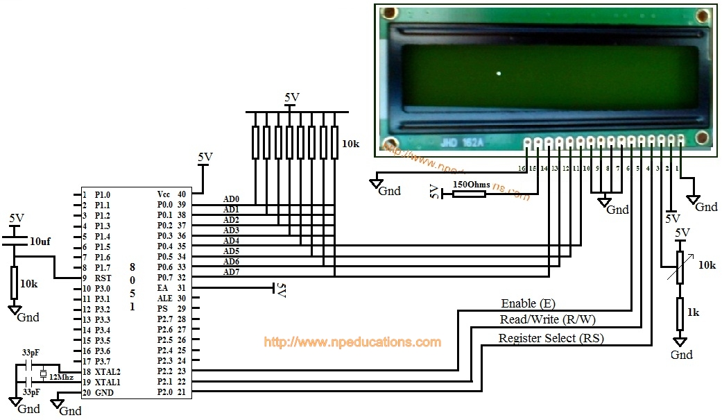 Lcd 4 Pin Wiring Diagram - Trusted Wiring Diagram •