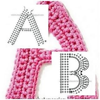 Free Crochet Pattern For The Letter O : nozycownia: kurs szydeLkowania / szydeLkowe ABECADLO