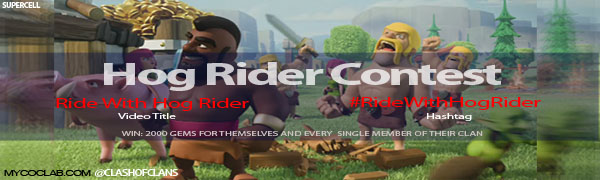 Hog Rider Video Contest image
