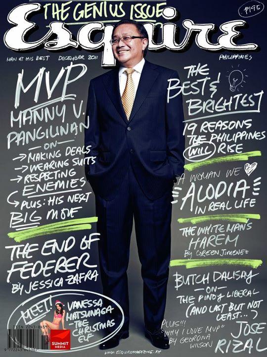 ★STARTRIGA: Manny V. Pangilinan- Esquire Philippines ...