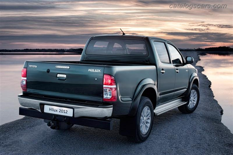 ��� ����� ������ ������ 2014 - ���� ������ ��� ������ ������ 2014 - Toyota Hilux Photos