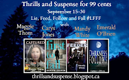 Thrills & Suspense for 99 Cents