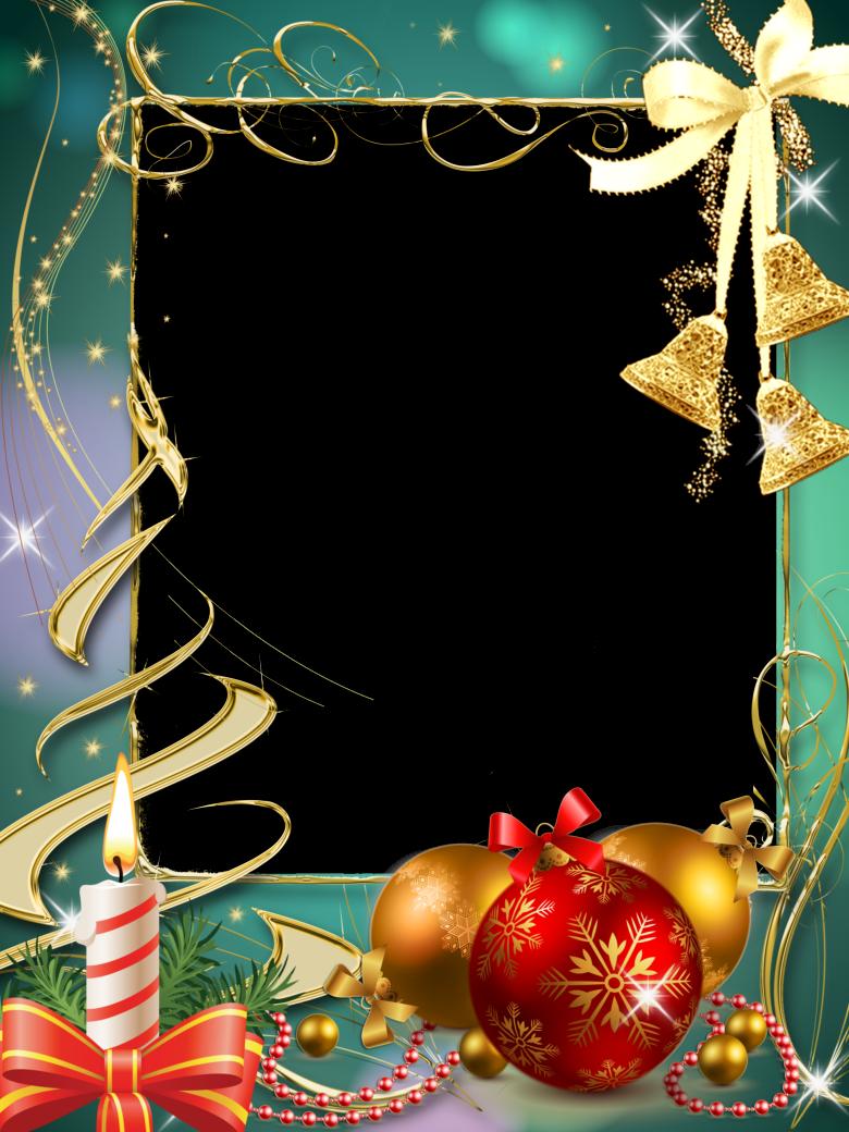 Im genes y gifs animados marcos para fotos de navidad for Cosas artesanales para navidad