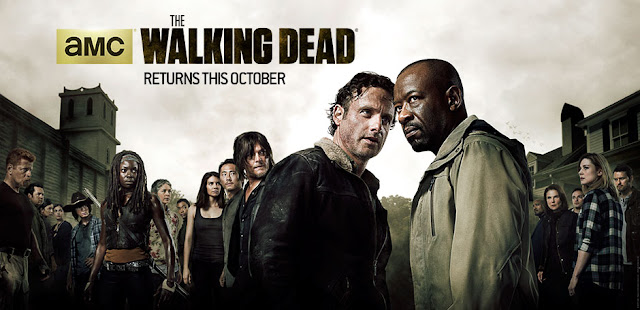 Watch AMC The Walking Dead Season 6, Episode 3 - Thank You Online Streaming