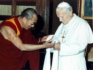 Falso Ecumenismo Juan Pablo II