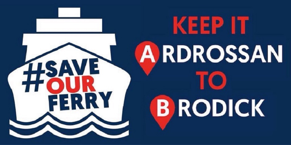 #SaveOurFerry