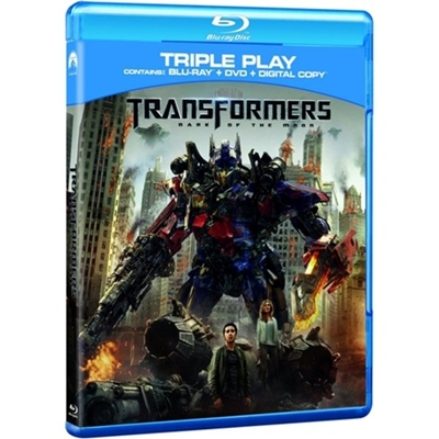 Transformers el Lado Oscuro de la Luna 3D SBS MKV Latino