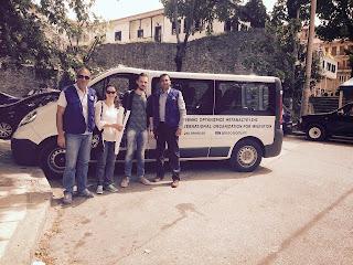 Καστοριά: Ο Διεθνής Οργανισμός Μετανάστευσης στο Κέντρο Συμβουλευτικής Γυναικών