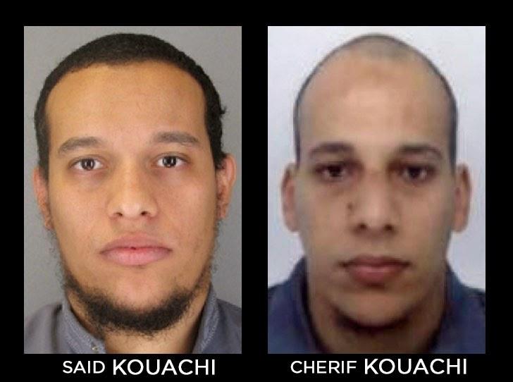 Charlie Hebdo gunmen