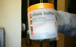 Is Cantu Shea Butter Grow Strong Good For Natural Hair