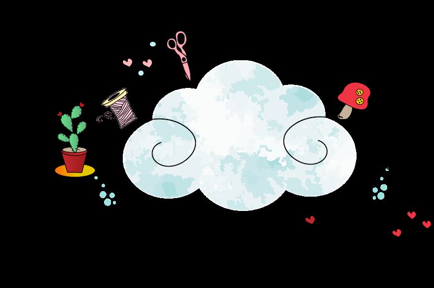 No Mundo das Nuvens Atelier