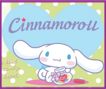 Cinnamoroll : Mad about Kitty - 155.5KB