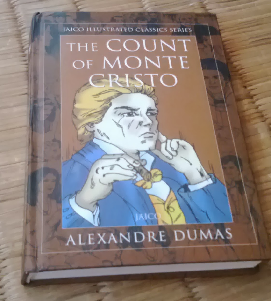 a review of the count of monte cristo book When i asked my husband if he wanted to watch the count of monte cristo with me,  differences from the book (read my book review of the count of monte cristo.