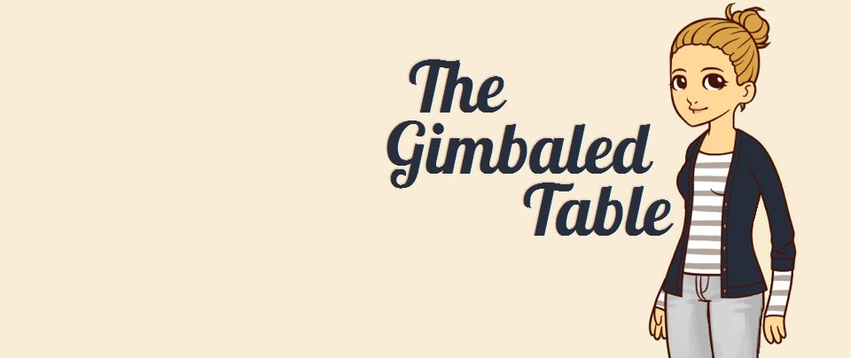 the gimbaled table