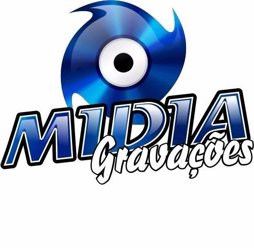 MIDIA GRAVAÇOES