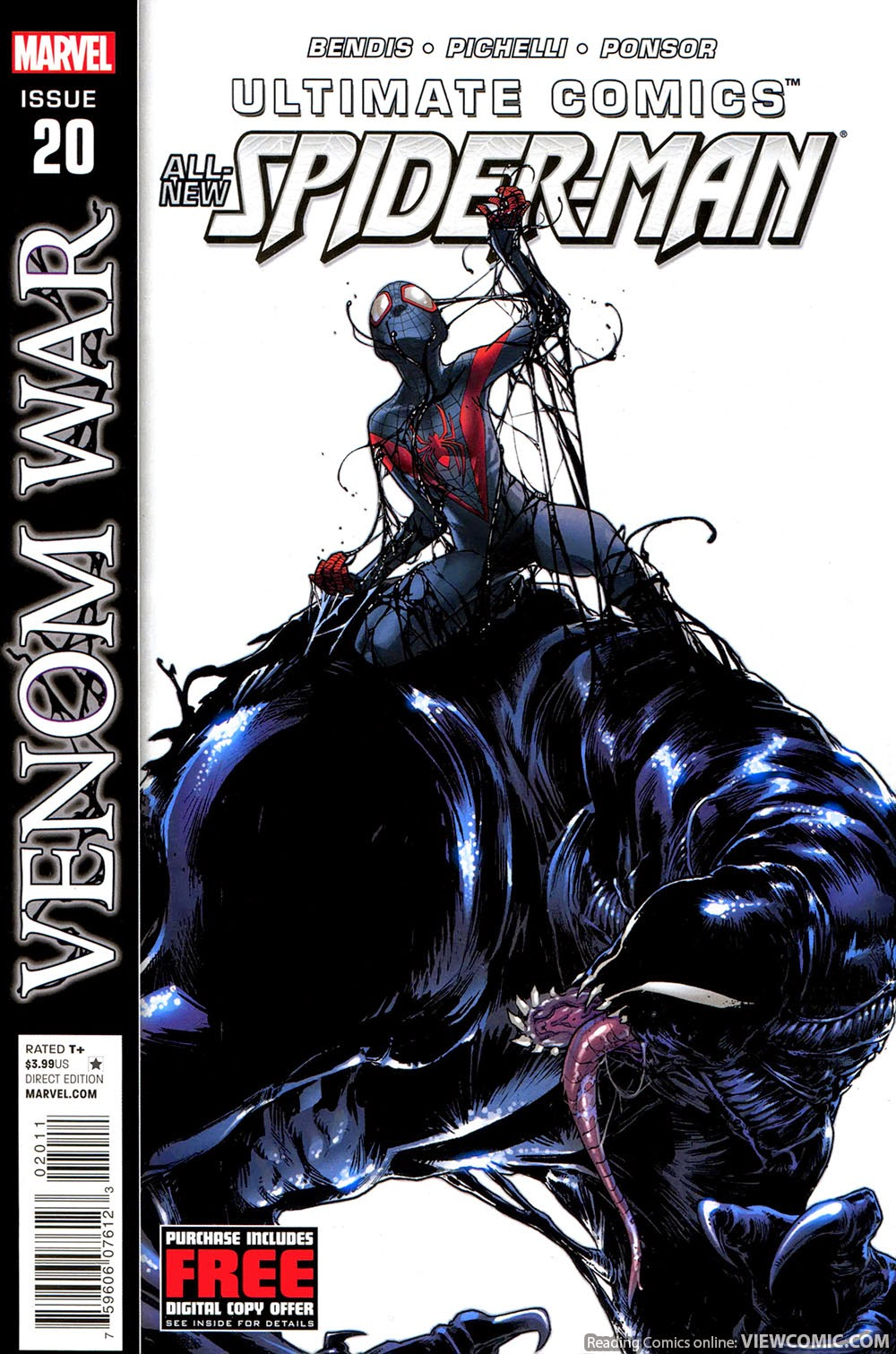 ultimate comics all new spider man v2 020 2013 view comic. Black Bedroom Furniture Sets. Home Design Ideas