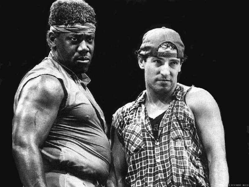 "Sports & Spirituality: Spirituality & Rock 'N' Roll: Clarence ""Big ..."