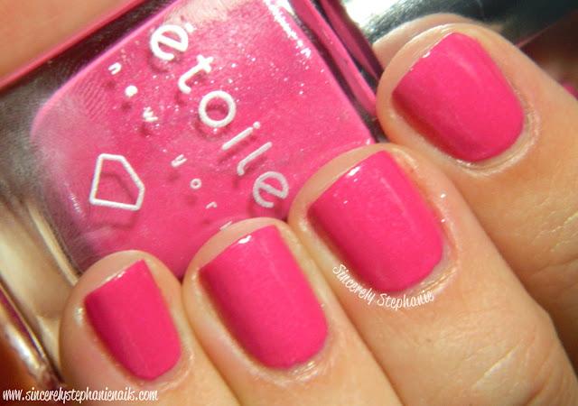 etoile polish Pink Panache