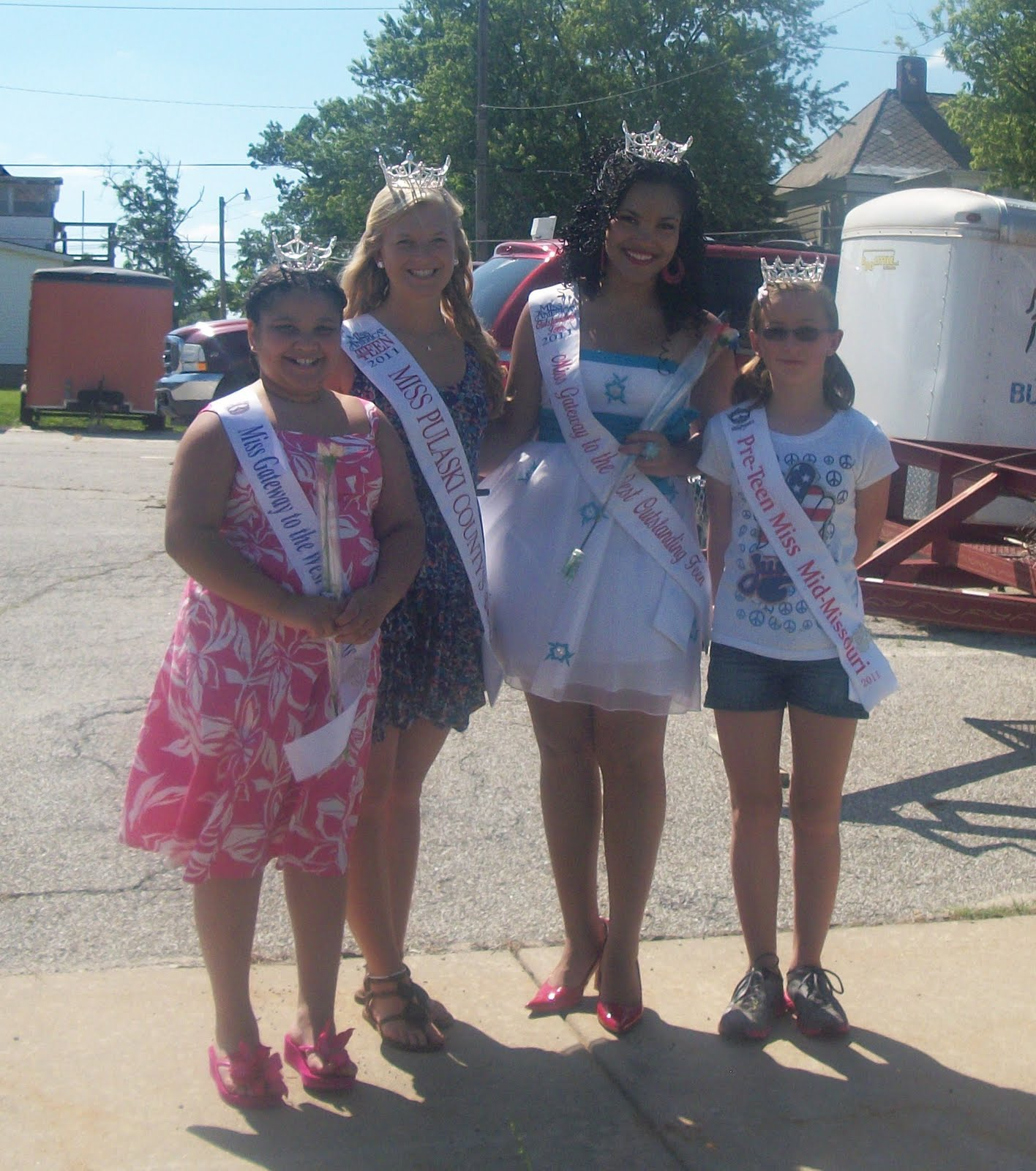 Miss missouri state fair pageant - They Included Participating In The Annual 4th Of July Parade Judging The Nemo Fair Queen Baby Contest And Performing At The Sullivan County Fair Queen